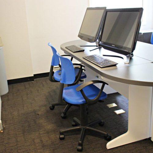 Element on Main Business Center