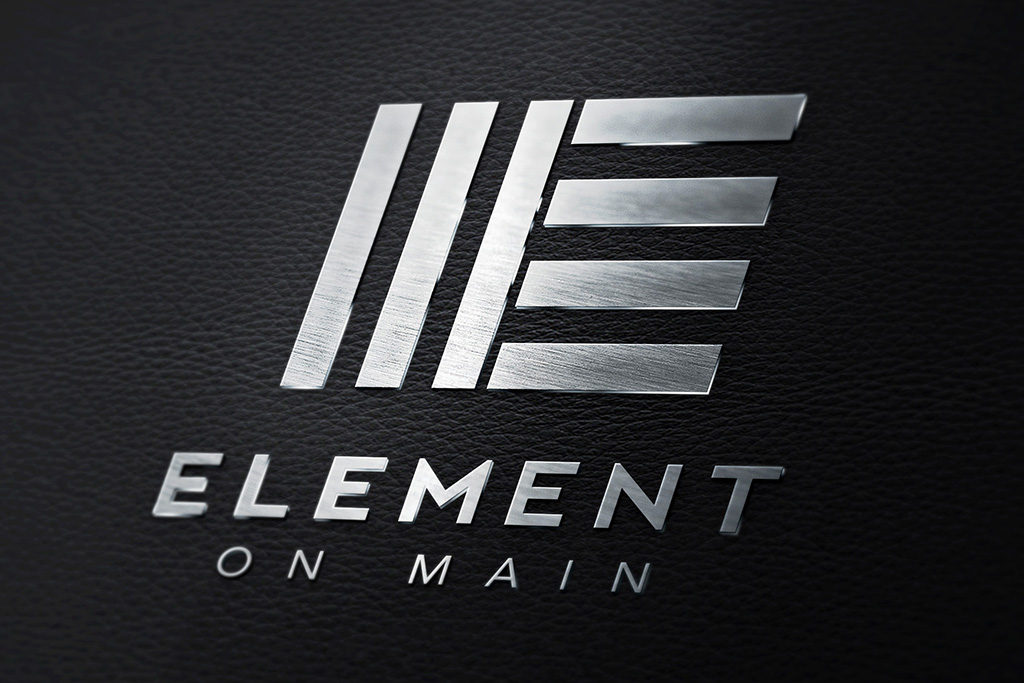 element on main logo