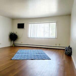 Spacious Rooms and Common Areas