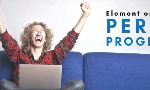 Element on Main Perks Program